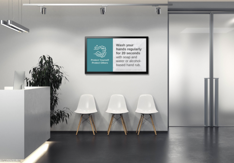 Read more about the article Digital Signage post Covid 19