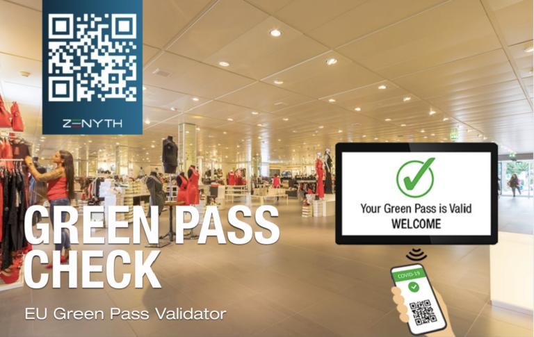 Read more about the article sistema di validazione green pass